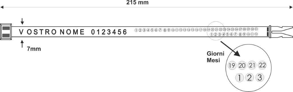 [cml_media_alt id='6371']hornseal 215 mm - Sigillo di plastica autobloccante[/cml_media_alt]