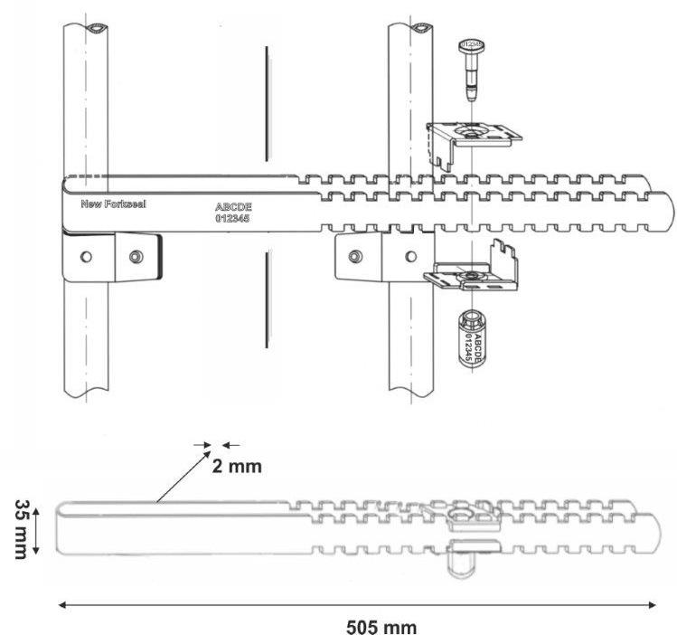 new fork mm - barrier seal