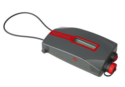 Elektronische miniaturisierte Plombe