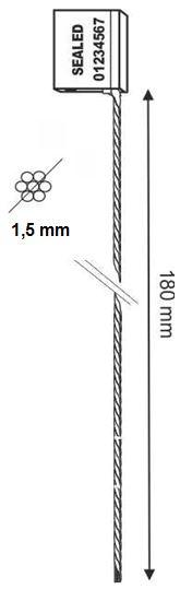 [cml_media_alt id='5374']CABLESEAL disegno tecnico - Sigillo a cavo da 1.5x180 mm[/cml_media_alt]