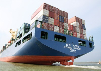 CONTAINERTRANSPORTE, SEETRANSPORTE