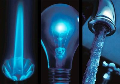 ENERGIEVERSORGUNG: WASSER - STROM - GAS