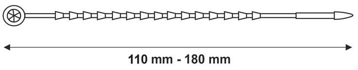 beaded kabelbinder fur kleidung