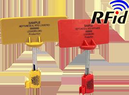 RFID elektronische Plomben