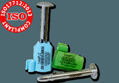 PLOMBEN ISO 17712: 2013