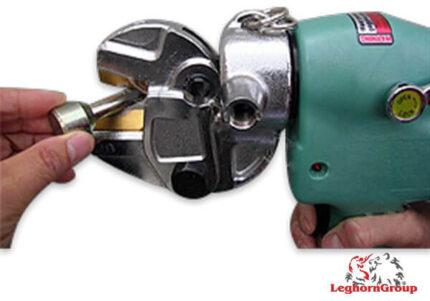 batteriebetribener plombenschneider