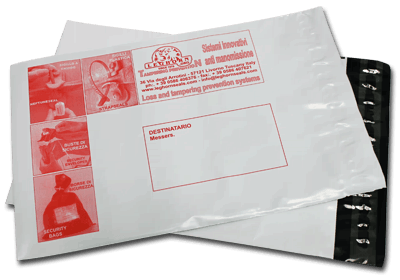 PAC PLUS: NOT NUMBERED SECURITY ENVELOPE