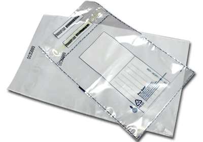 PAC SAFE: SECURITY ENVELOPES