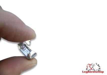 clip plombe aus metall matcrimp 34×8 mm