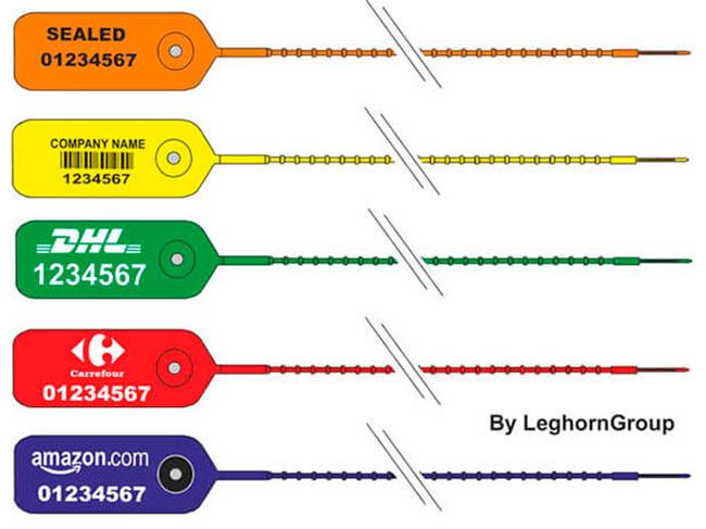 durchziehplombe adjust seal farben personalisierungen