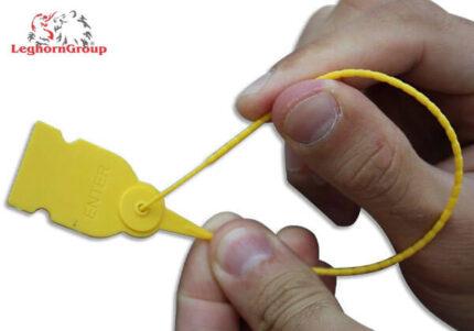 durchziehplombe aus kunststoff scite seal lgh 103-2x270 mm