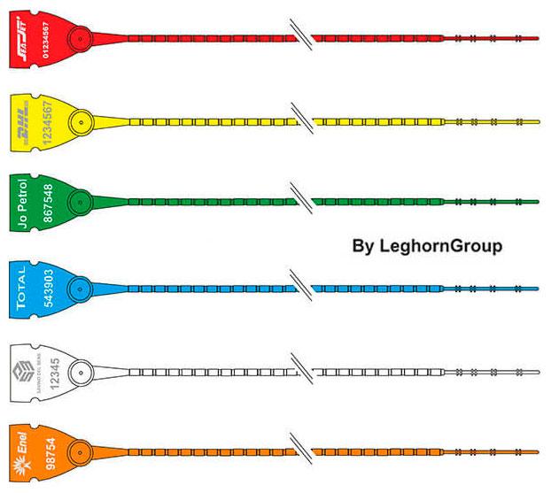 durchziehplombe aus kunststoff scite seal lgh farben anpassungen