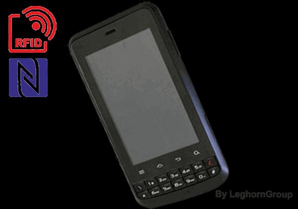 EPR CM398 Hand-Held RFID NFC Reader
