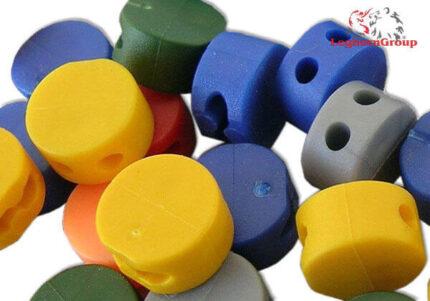farbige quetschplomben aus kunststoff plombex