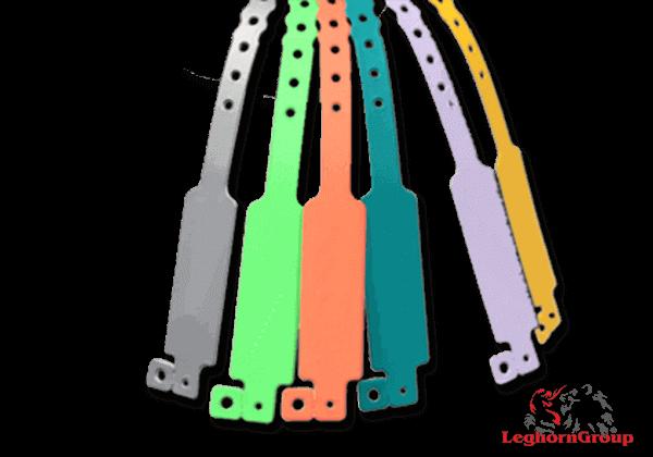 identifizierende vinyl armbander