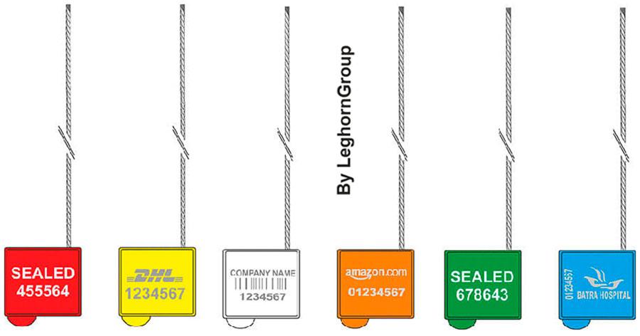 kabelplomben cronus seal farben personalisierungen