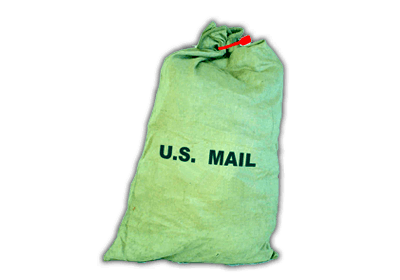 CANVAS POSTAL SACK (Matera)