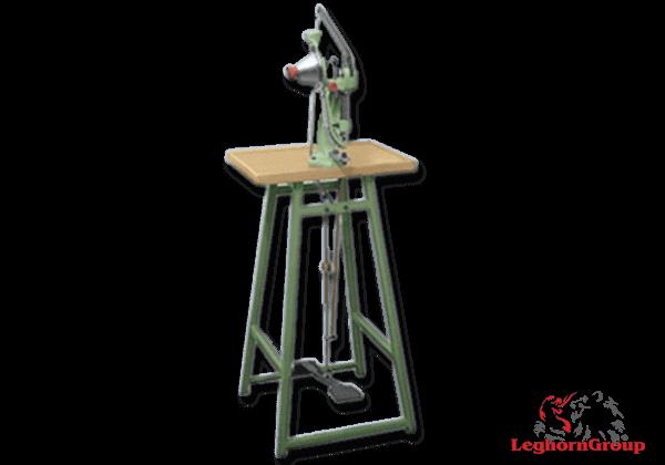Öseneinsetzmaschine Mit Pedal