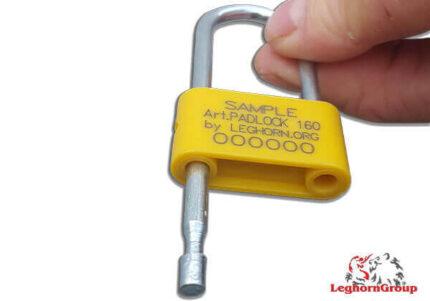 padlock plomben mit verschlussring padlock seal 160-4