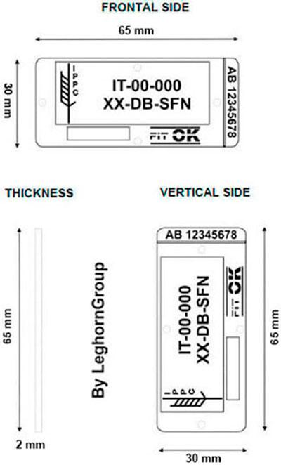 plomben fur paletten pallet seal technische zeichnung