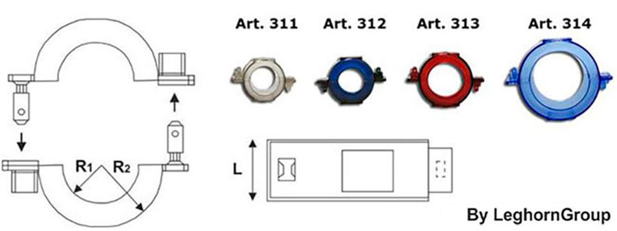 plombierschellen aus kunststoff connection lock rfid