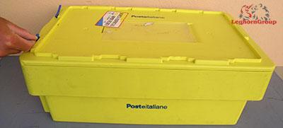 postal block wie man es benutzt