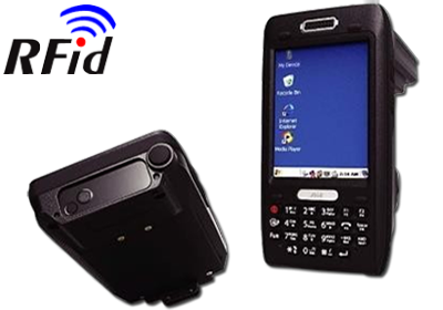 EPR AT880 Hand-Held RFID UHF Reader