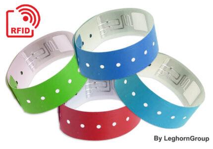 rfid vinyl armbander