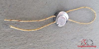 schnur mit metallkern voorbeelden van gebruik
