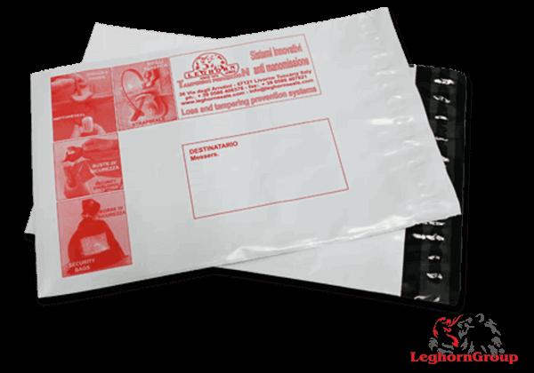 Sicherheitsumschläge Für Nicht Nummerierte Sendungen: BAG PLUS
