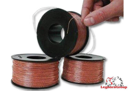 spiraldraht aus nylon kupfer