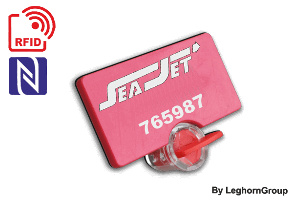 Drahtplombe Für Zähler TWIST SEAL RFID UHF