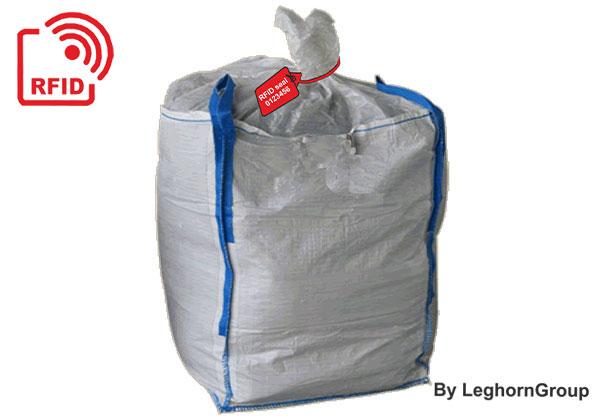 RFID Plomben Für Säcke Mit Schlamm