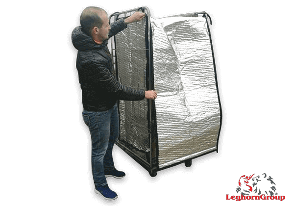 Thermische Decken Für Roll Container